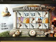 The Legend Of Olympus automaty77.com Quickfire 1/5
