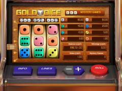 Gold Dice - Yoyougaming