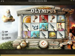 The Legend Of Olympus automaty77.com Microgaming 1/5