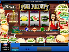 Pub Fruity automaty77.com Microgaming 1/5