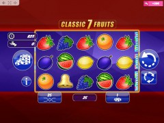 Classic7Fruits automaty77.com MrSlotty 1/5