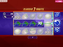 Classic7Fruits automaty77.com MrSlotty 2/5