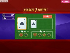 Classic7Fruits automaty77.com MrSlotty 3/5